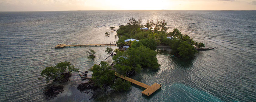 Coral Caye Your Private Island