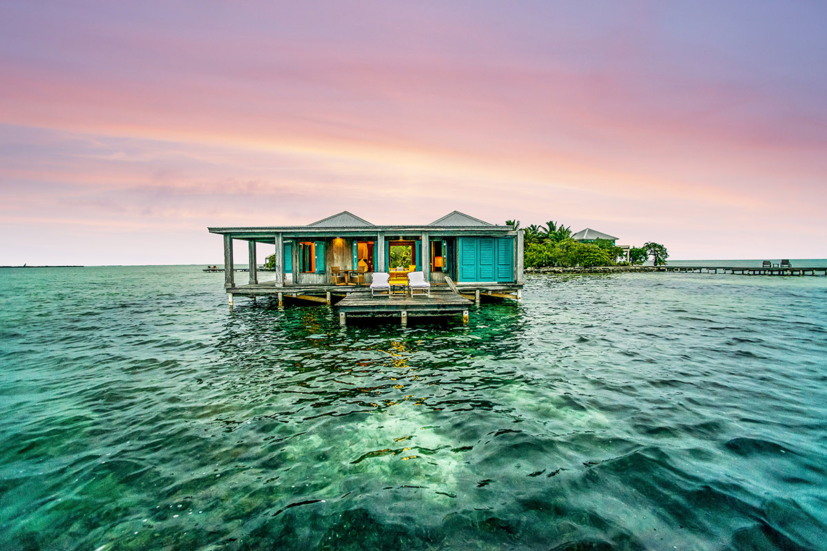 Private Island Belize Resorts