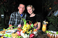 Jungle Honeymoon Adventure